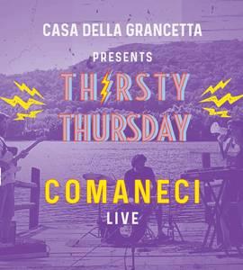 Comaneci / Thirsty Thursday #4