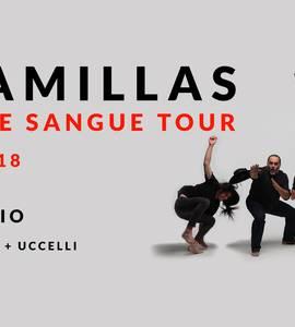 I Camillas • Scudetto • Uccelli | Milano
