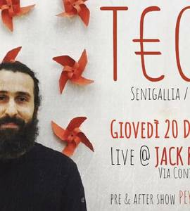 Tegu live at Jack Rabbit (powered by Peyote Press)