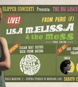 The Big Lisa's Beat & Soul Party!