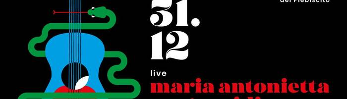 Maria Antonietta + Meganoidi (live) | EVE Capodanno Ancona