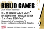 "Live Escape Room  Murakami Edition ""La strana biblioteca"""