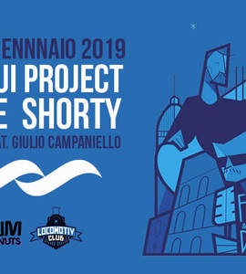 Funk Shui Project & Davide Shorty live at Locomotiv Club