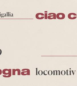 Riccardo Sinigallia live at Locomotiv Club