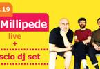 Le Millipede live (GER/Alien Ensemble/Notwist) + Duscio @ Soms