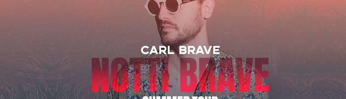 CARL BRAVE in concerto ad Ancona | Spilla 2019