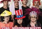 """San Costanzo Show ad Ancona con """"Il Giro del Mondo in 80 minuti"""""""