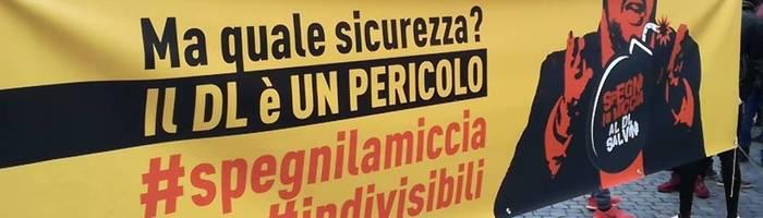 Incontro di formazione sulla Legge Salvini
