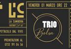 Trio Bolsa a La Cambora