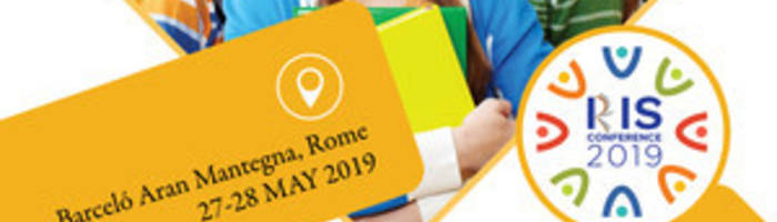 RISC2019, INTERNATIONAL CONFERENCE FOR SCHOOL AT ROME ITALY