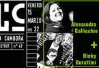 Ricky Burattini e Alessandra Gallicchio a La Cambora