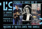 Massimo di Matteo..canta Pino Daniele