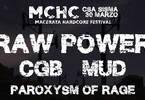 MCHC - Raw Power, CGB, MUD, Paroxysm of rage