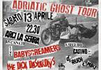 Adriatic Ghost Tour: Babyscreamers + The Dick Dastardly's
