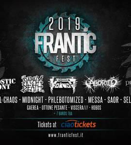 Frantic Fest 2019