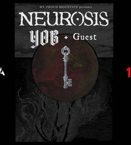 Neurosis + Yob