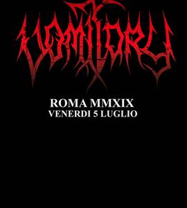 Vomitory - Live in Roma