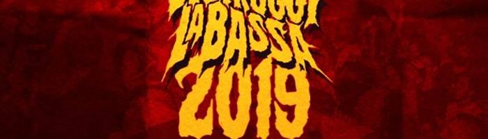 Distruggi La Bassa Festival 2019