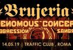 Brujeria, Venomous Concept, Aggression & Sangre