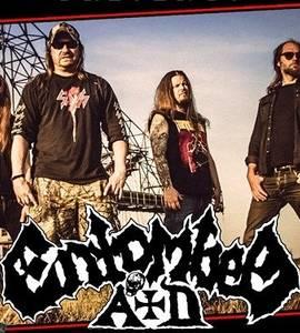 Entombed A.D. / Distruzione / Ulverdharr