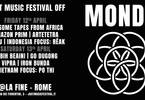 MONDO - Just Music Festival OFF