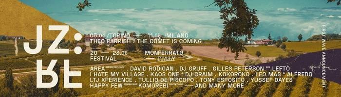 Jazz:Re:Found Festival 2019 ● Monferrato
