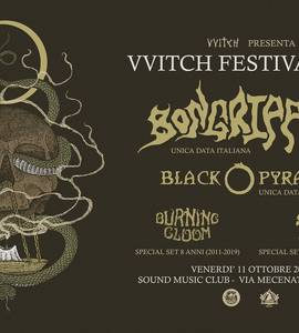 VVitch Festival 2019 con Bongripper