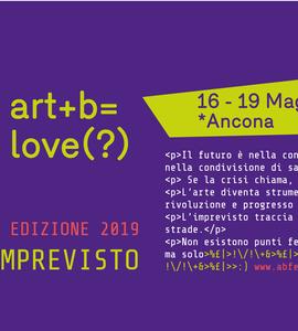 Art+b=love(?) festival 2019