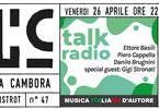 TALK RADIO a La Cambora