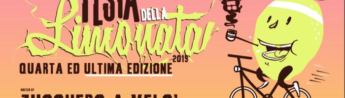 Festa della Limonata 2019 – edizione limitata