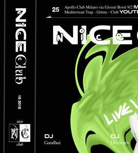 NICE Club #19-2019 with SHIVA live