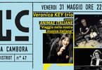 Veronica KEY trio a La Cambora
