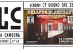 Rulando Blackman Live a La Cambora