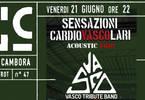 Sensazioni Cardiovascolari Acoustic Trio at La Cambora