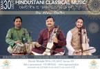concerto di musica classica dall'India del nord