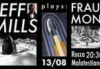 "Jeff Mills sonorizza live ""Frau Im Mond"" un film di Fritz Lang"