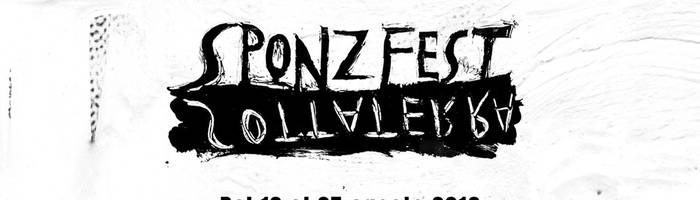 Sponz Fest Sottaterra