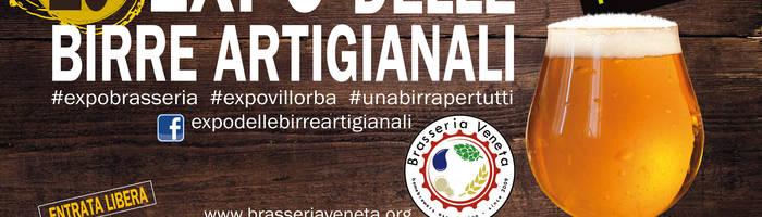EXPO DELLE BIRRE ARTIGIANALI 10a edizione