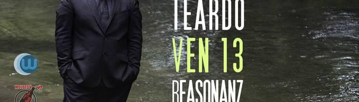 13.09 Teho Teardo in concerto @Reasonanz