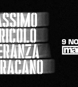 Massimo Pericolo - Speranza - Barracano :: Mamamia Senigallia
