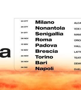Lazza   Re Mida Tour 2019