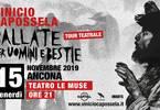 Vinicio Capossela • Teatro delle Muse, Ancona