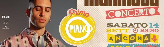 Mahmood in concerto a Primo Piano Festival