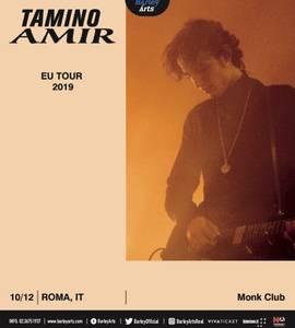 Tamino live at MONK // Roma