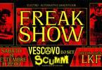Freakshow! Vescovo Dj Set allo Scumm - sab 14 set