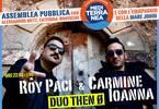 Duo Then Ø [Roy Paci e Carmine Ioanna] support Mediterranea