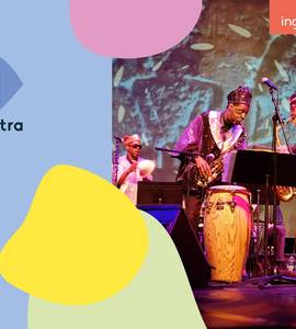 Sun Ra Arkestra live at MONK // Roma