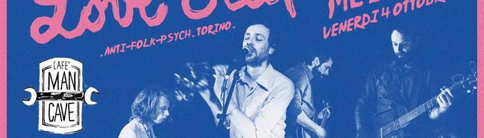 Love Trap (Anti-folk-psych Torino) at