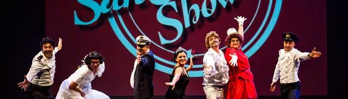 """San Costanzo Show a Montelupone con """"Il giro del mondo in 80 minuti"""""""
