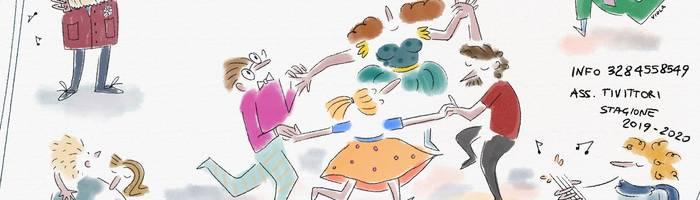 Il Lunedì delle Danze Popolari - Serra de' Conti